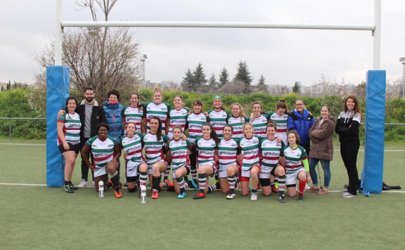 MAD Rugby Femenino