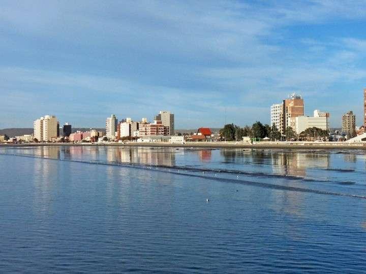 Puerto Madryn, Golfo Nuevo