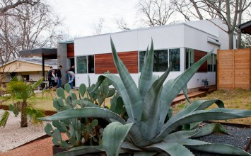 2012 Austin Modern Home Tour Photos