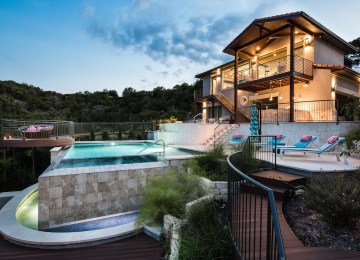 Guest Blog: A Contemporary Guesthouse & Stylish Outdoor Space in Austin's Rob Roy Neighborhood
