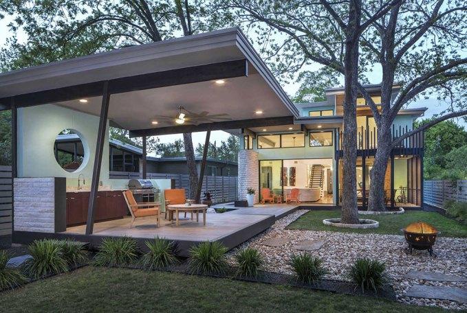 2017 Austin Modern Home Tour -