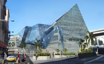 Daniel Libeskind's Big Year