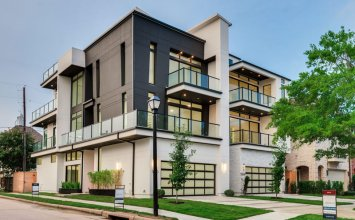 Duet – A Modern Houston Home in Two Parts