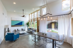 EcoSafe Space 2019 Austin Modern Home Tour