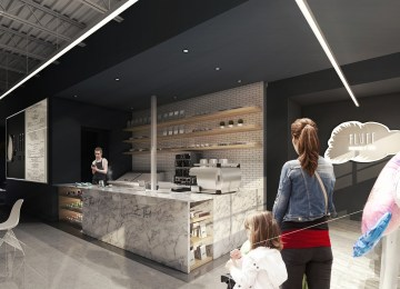 Fluff Meringues and More – A Sweet Modern Retail Project