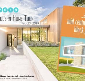 2019 Austin Modern Home Tour