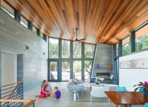 Matt Fajkus Architecture 2020 Austin Modern Home Tour