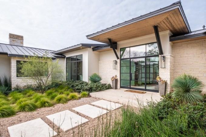 2020 Austin Modern Home Tour Cornerstone Architects