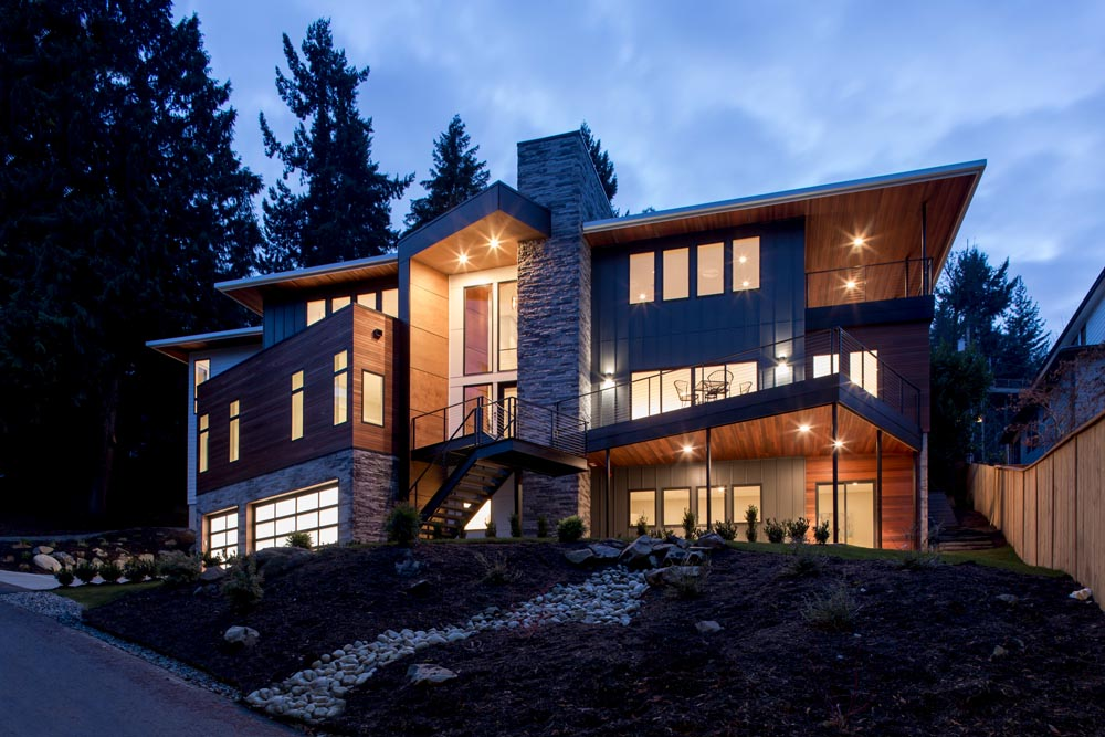 COUPE Architecture 2020 Seattle Modern Home Tour