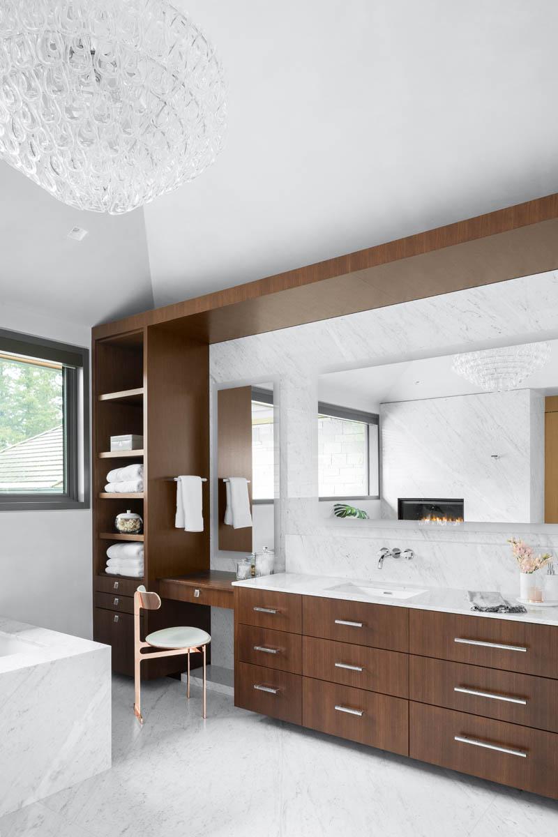 Madeleine Design Group Ocean Ensuite Vanity