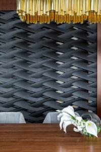 Madeleine Design Group Ocean Bluff Plaster Block Wall
