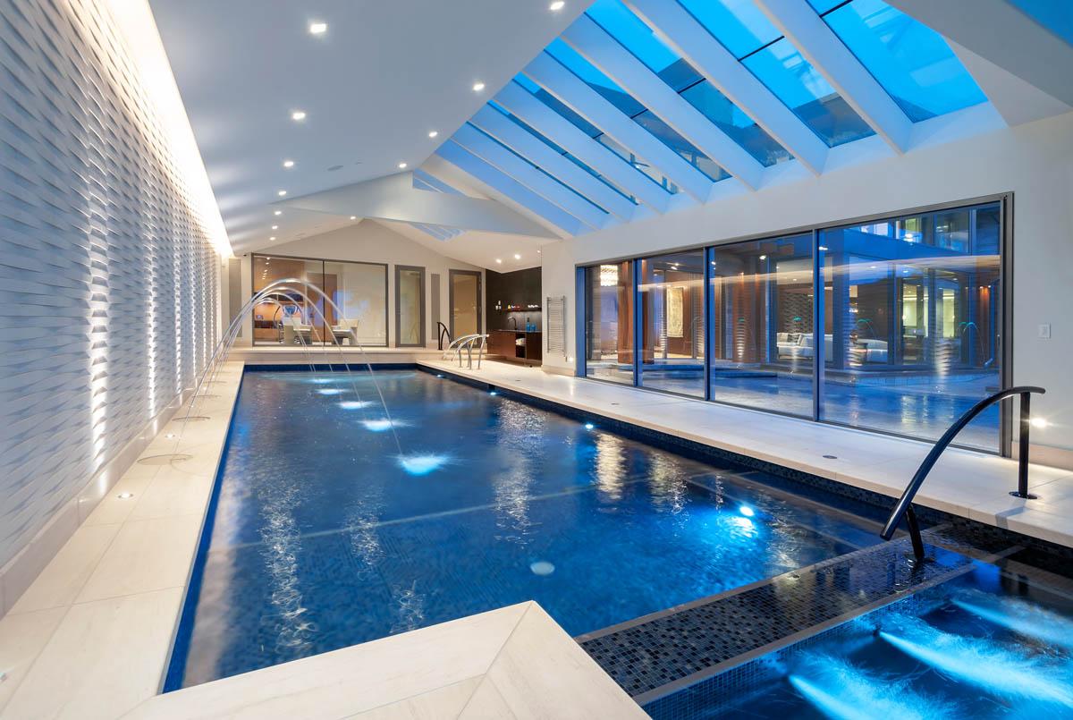 Madeleine Design Group Ocean Bluff Pool