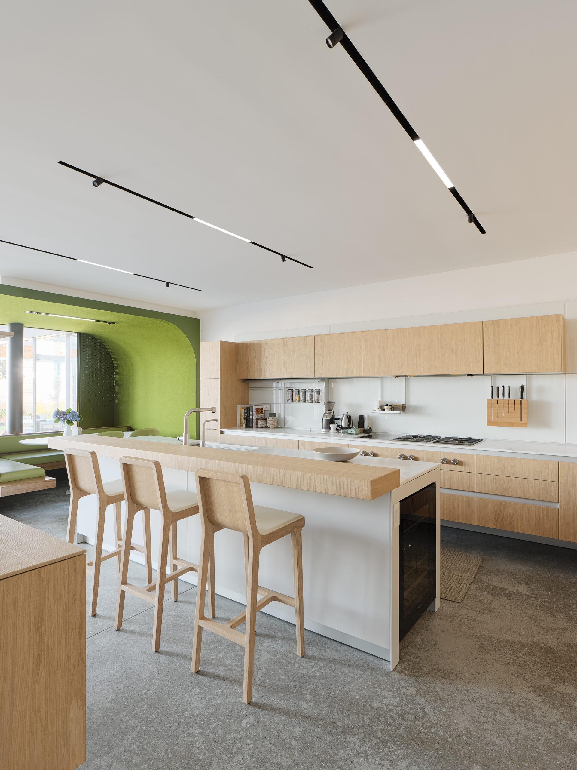 Fougeron Architecture modern kitchen