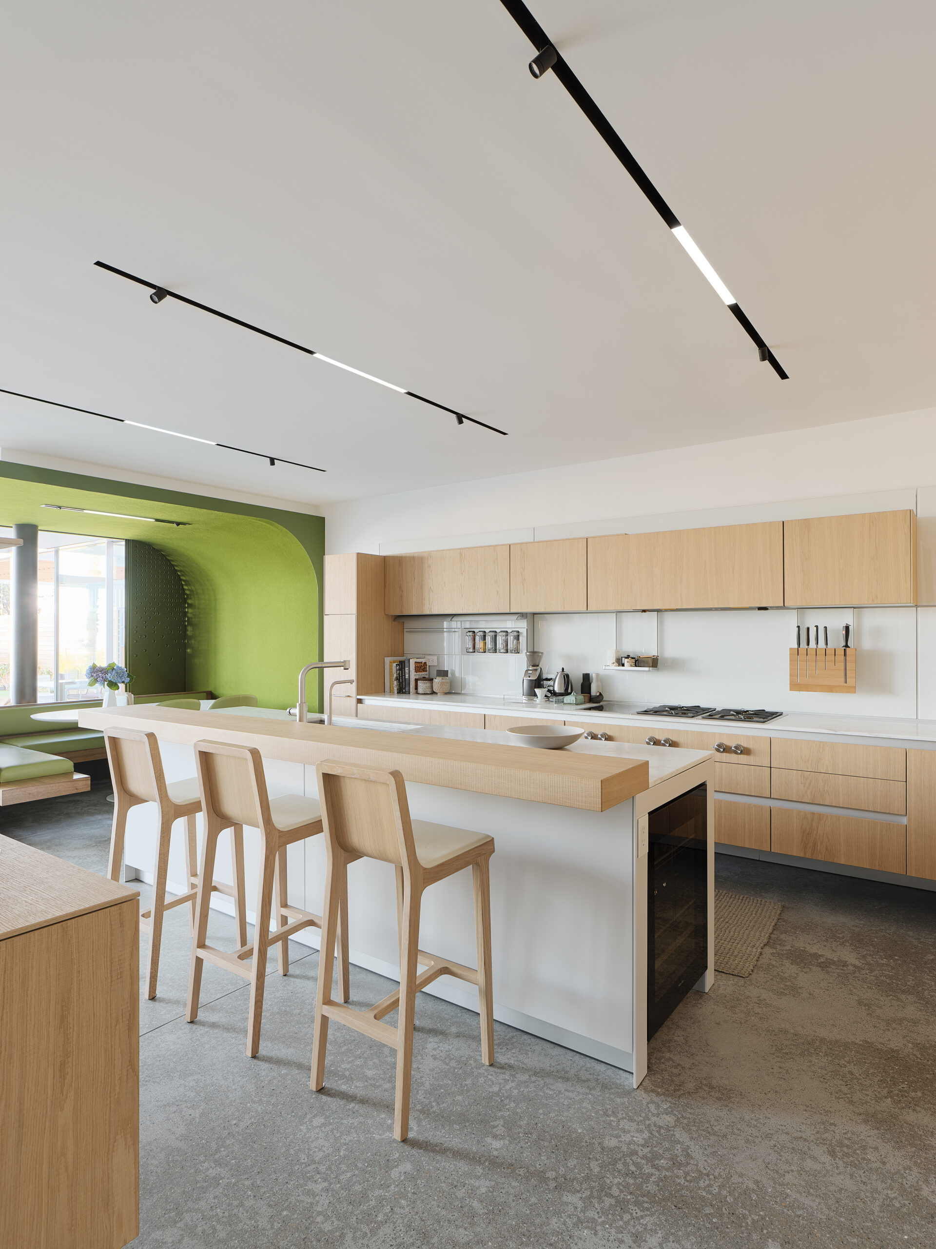 Fougeron Architecture modern kitchen