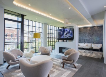 FORMA Design's Ultra-Modern Flat in the Nation's Capital