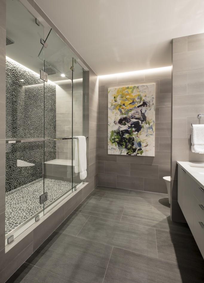 FORMA Design master bathroom