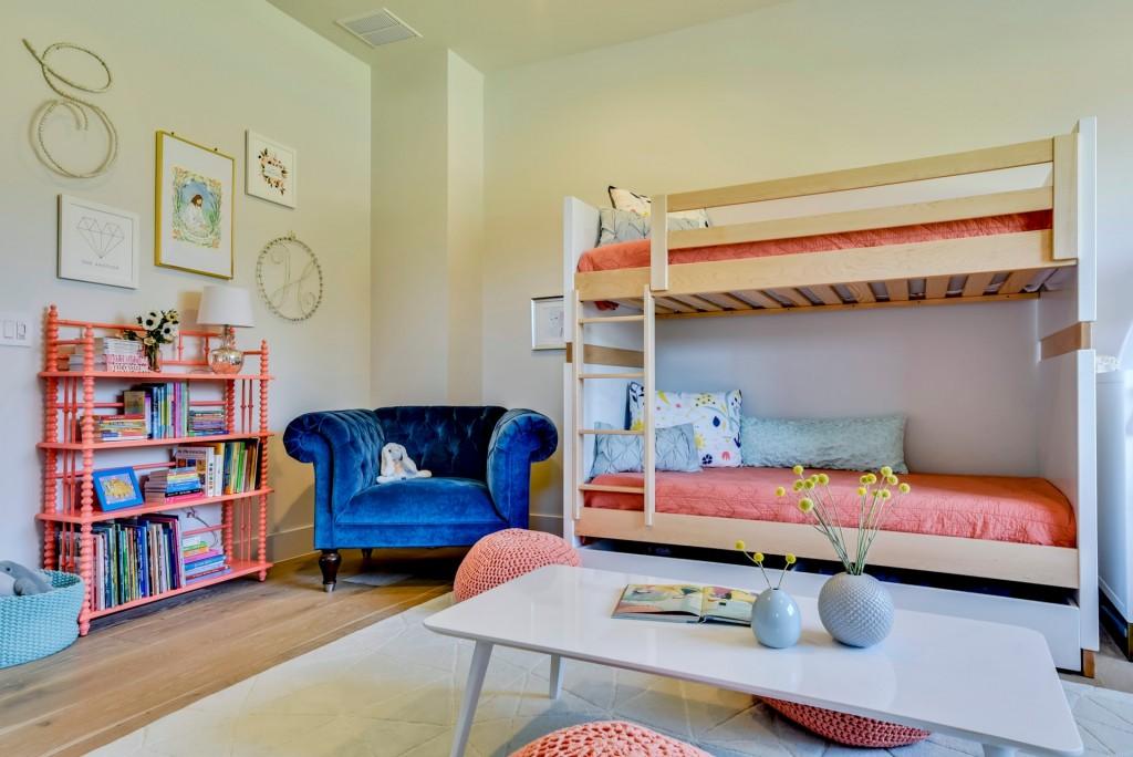 Britt Design Group girls' bedroom
