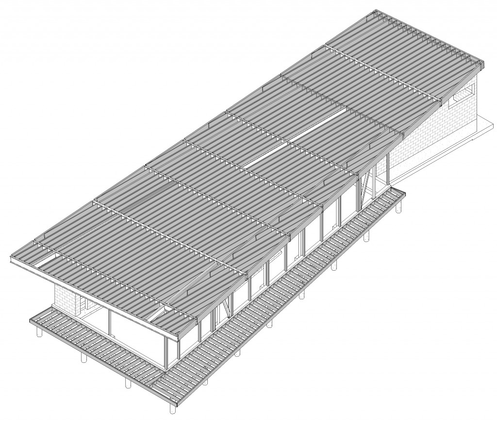 F9 Productions building drawing