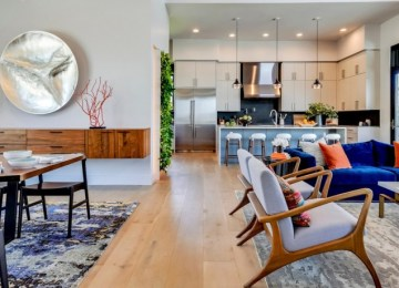 Britt Design Group's Healthy Home Collaboration in Austin's Hill Country
