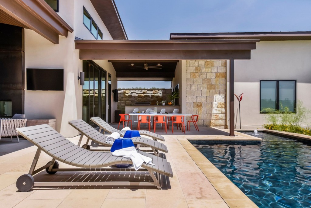 Britt Design Group pool area