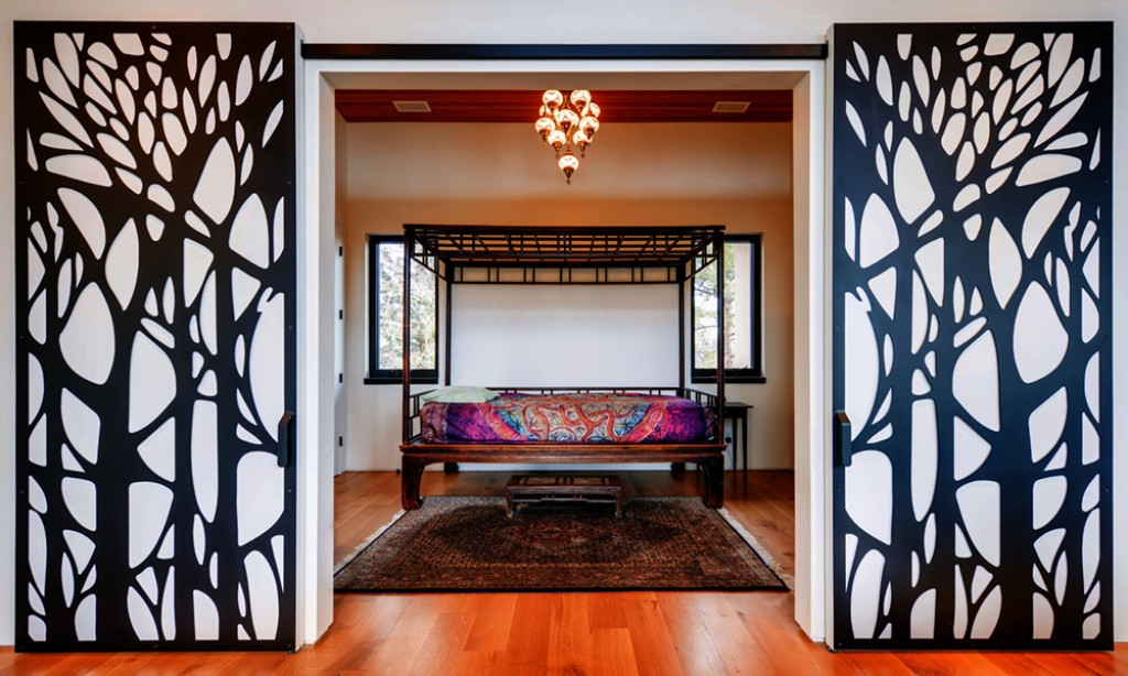 Rodwin Architecture & Skycastle Construction Chinese Daybed