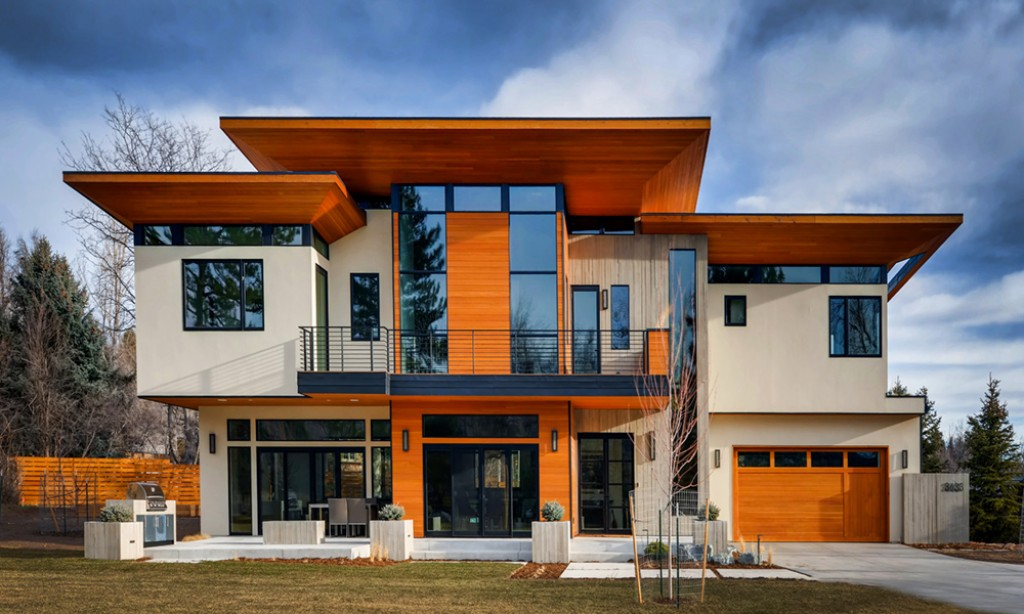 Rodwin Architecture & Skycastle Construction Hoefling House
