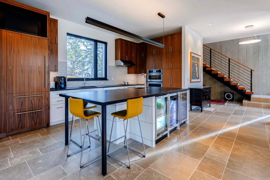 Rodwin Architecture & Skycastle Construction Kitchen