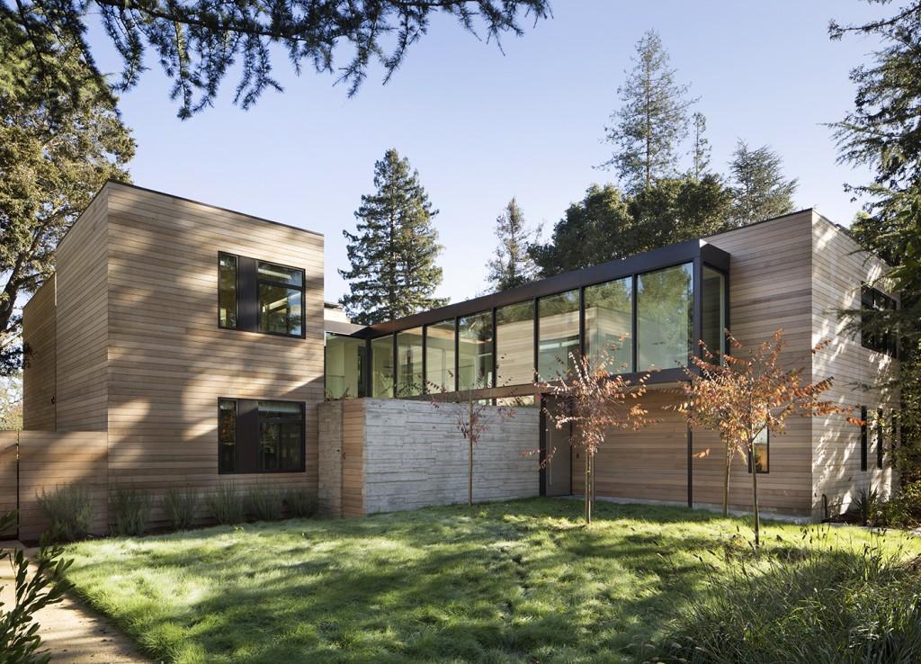 John Lum Architecture's stunning pavilion house