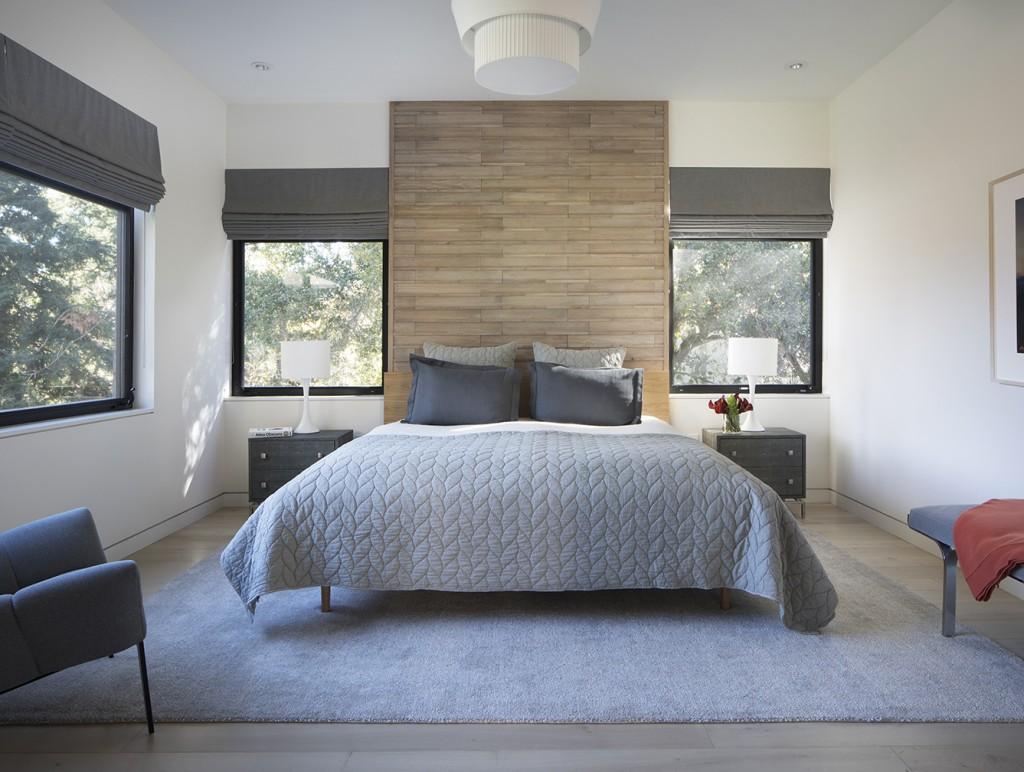 John Lum Architecture Master Bedroom