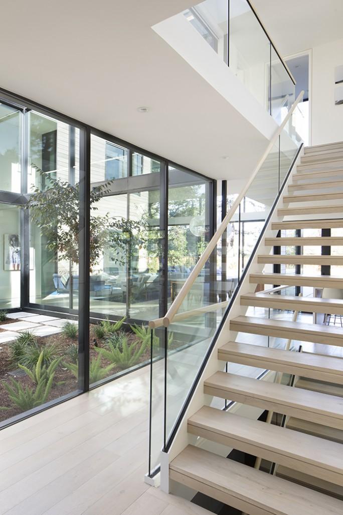 John Lum Architecture stairs