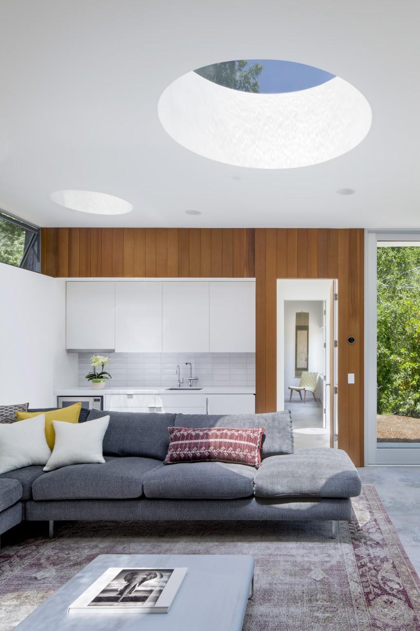 Turnbull Griffin Haesloop Architects Kitchenette