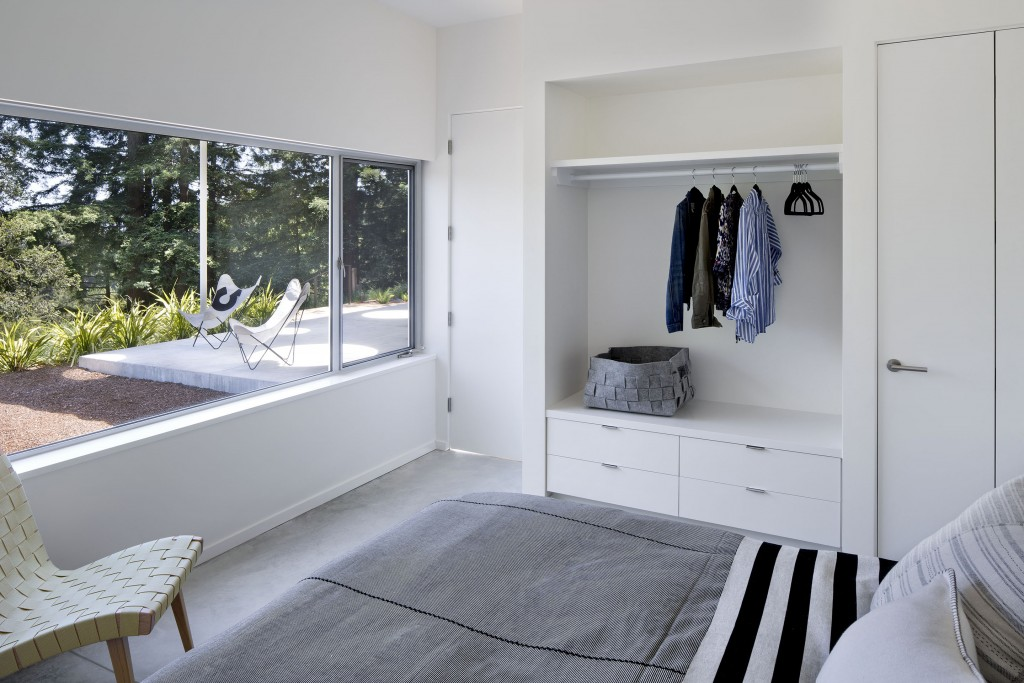 Turnbull Griffin Haesloop Architects Bedroom