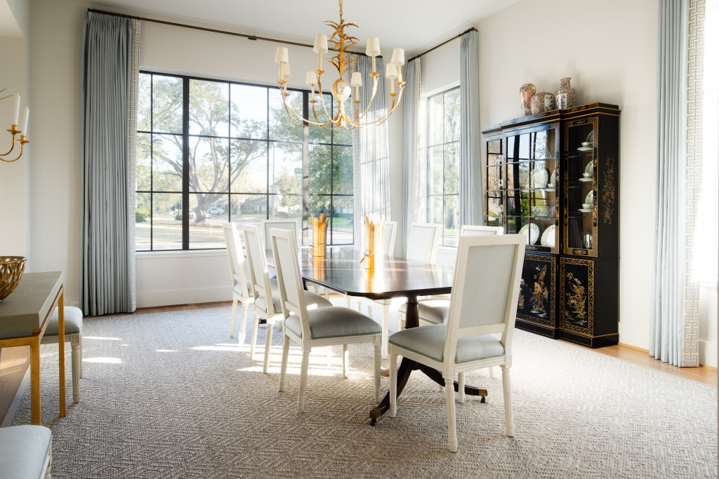 On Point Custom Homes Dining Room