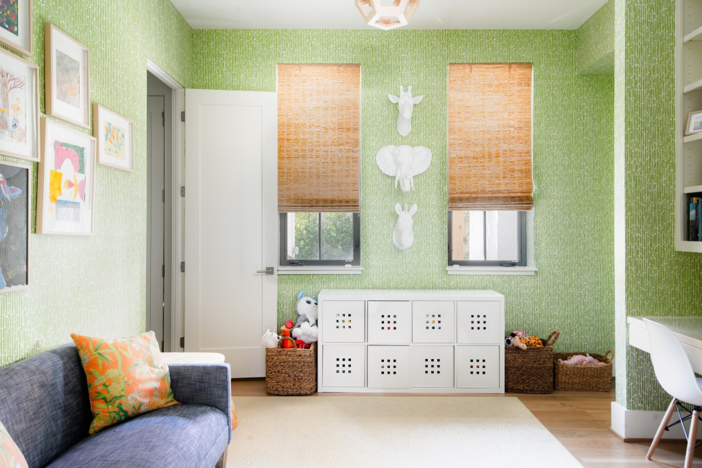 On Point Custom Homes Kids' Playroom