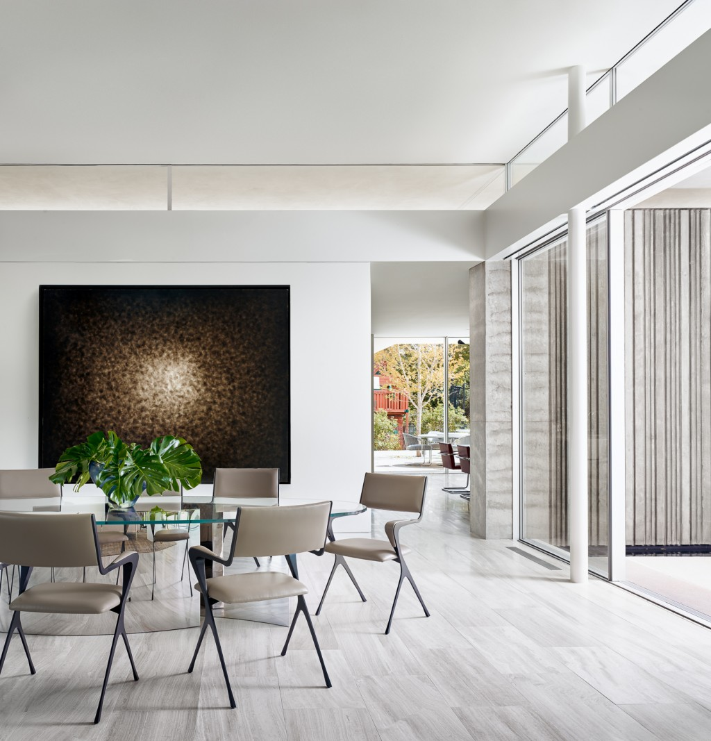 Specht Architects Dining Room