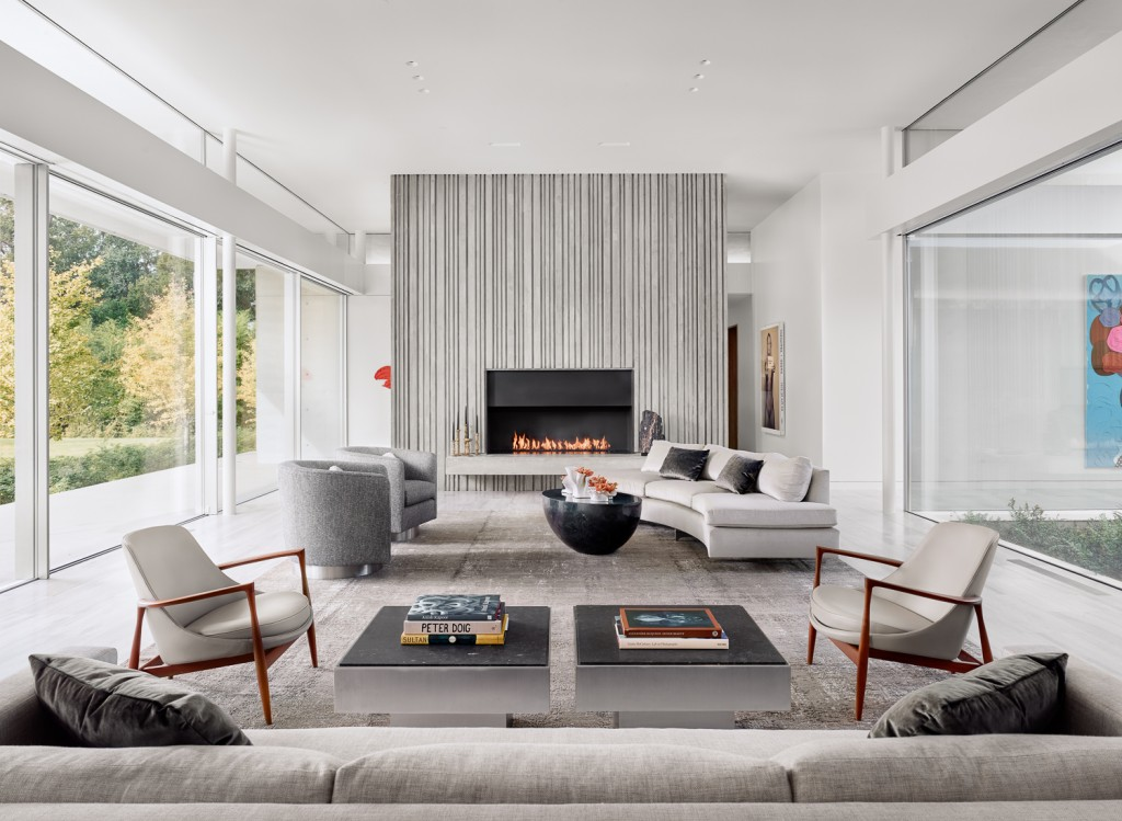 Specht Architects Living Room