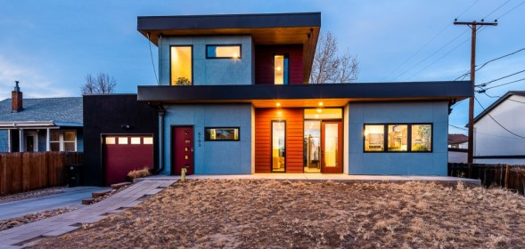 Bonsai's Energy Efficient and Timeless Modern Home in Colorado