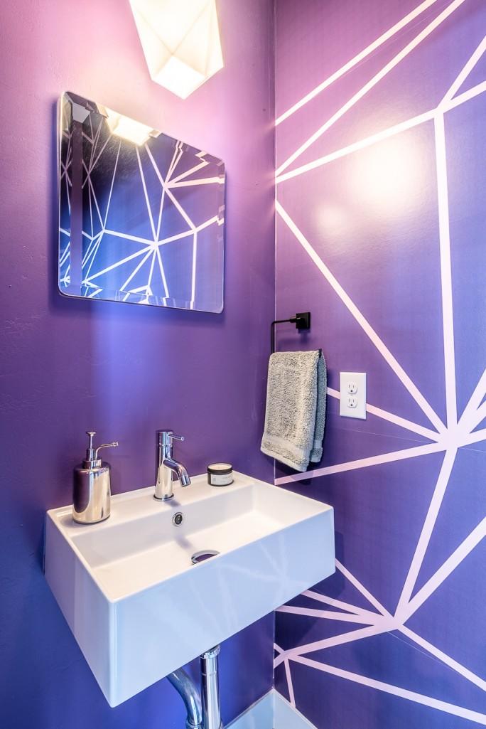 Bonsai Architect-led Design+Build powder room