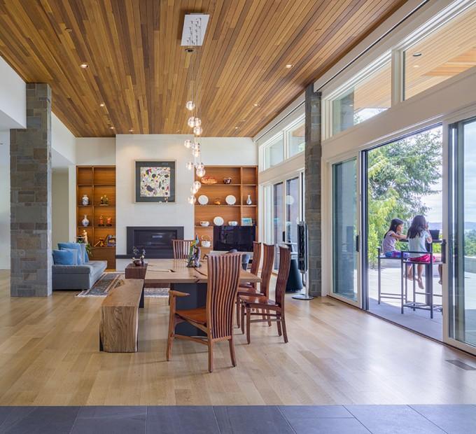 Baylis Architects great room