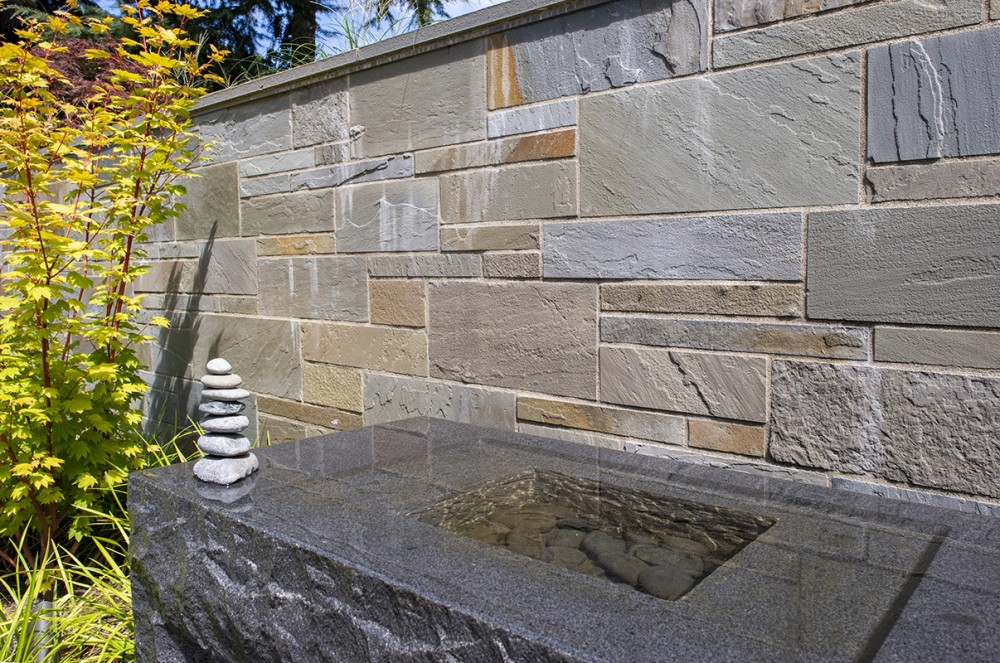 Baylis Architects water feature
