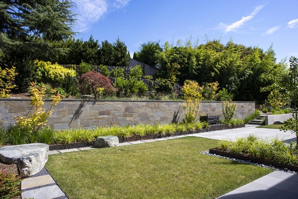 Baylis Architects hidden garden