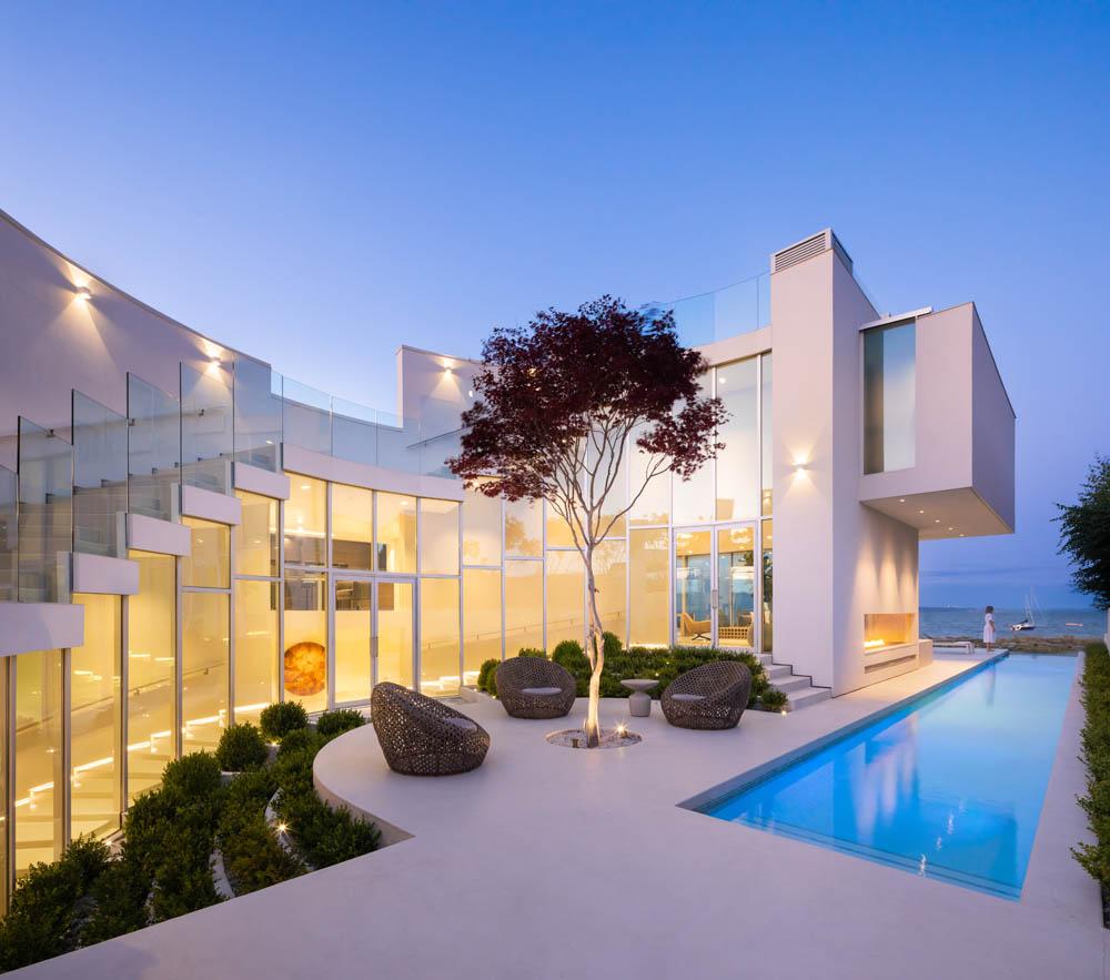 Frits de Vries Architect 2021 Vancouver virtual modern home tour