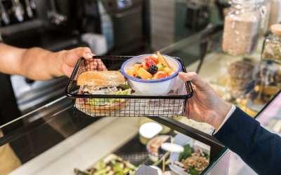 La «alta cocina rápida» Magasand, colaboradora un año más del #MadServiceJam18