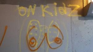 Grafiti Ilegal