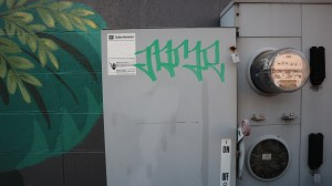 Graffiti Ilegal