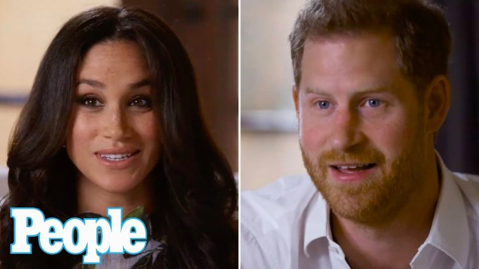 Meghan Markle and Prince Harry Make First Appearance Since Announcing Pregnancy   People