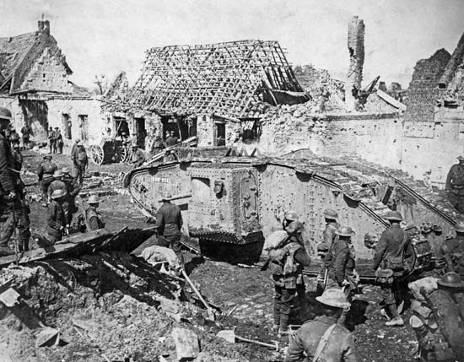 Battle of the Marne aftermath