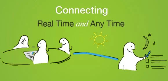 Lucid Meetings: Real Time + Any Time Collaboration in the Cloud