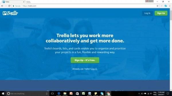 Trello: Project Management
