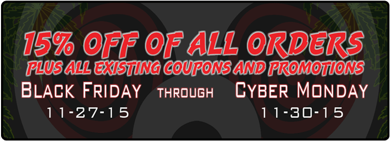 Mad Toto Black Friday through Cyber Monday Sale